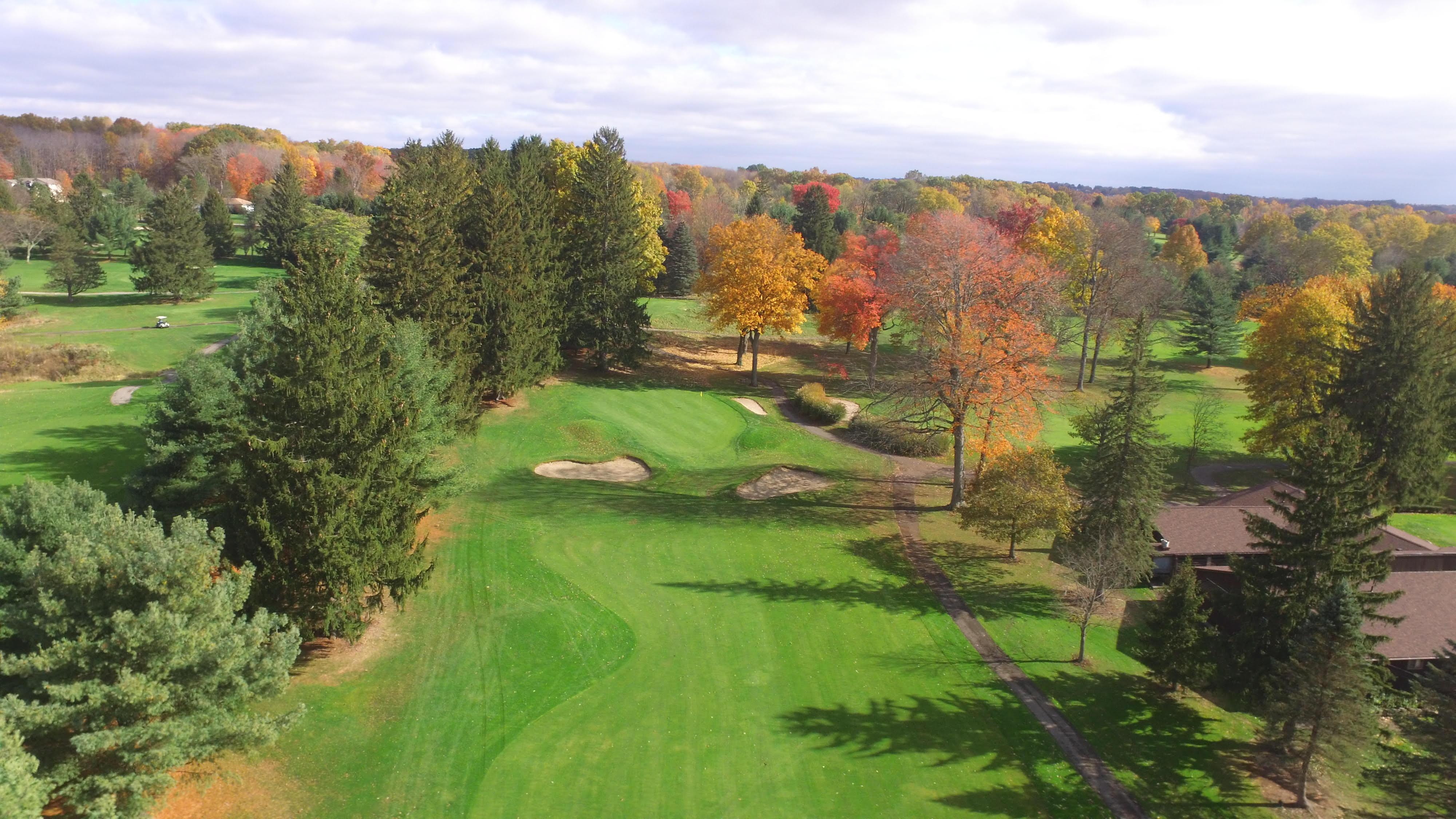Tam O Shanter Of Pennsylvania Golf Course Hermitage Pa